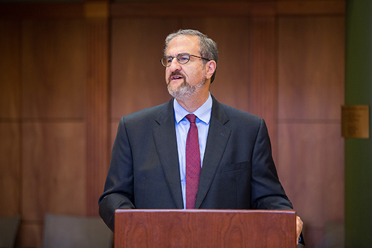 Mark Schlissel, President of U-M
